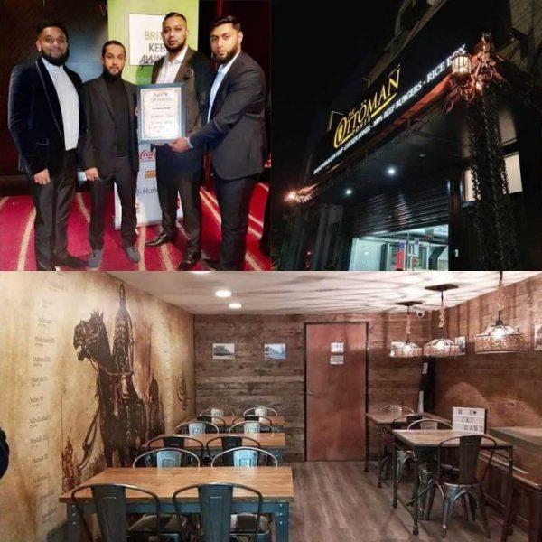 The Ottoman Doner Burgers Manor Park London
