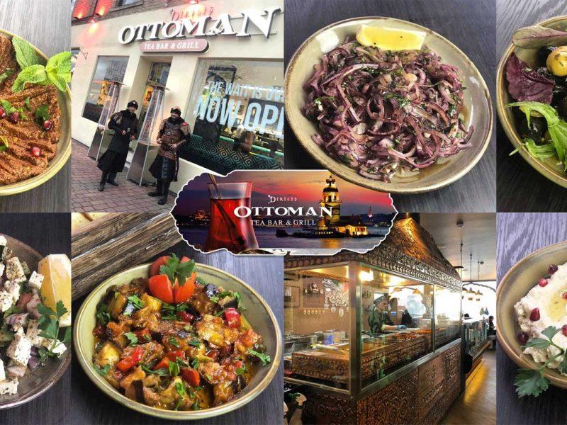 Ottoman Tea & Grill Turkish Ertugrul Bradford Halal