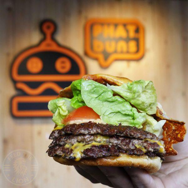 Phat Buns - Leicester Halal burger restaurant