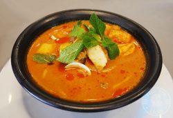 Curry Laksa Ping Coombes Pan Asian Food Halal Selfridges Oxford Street London Malaysian Chinese