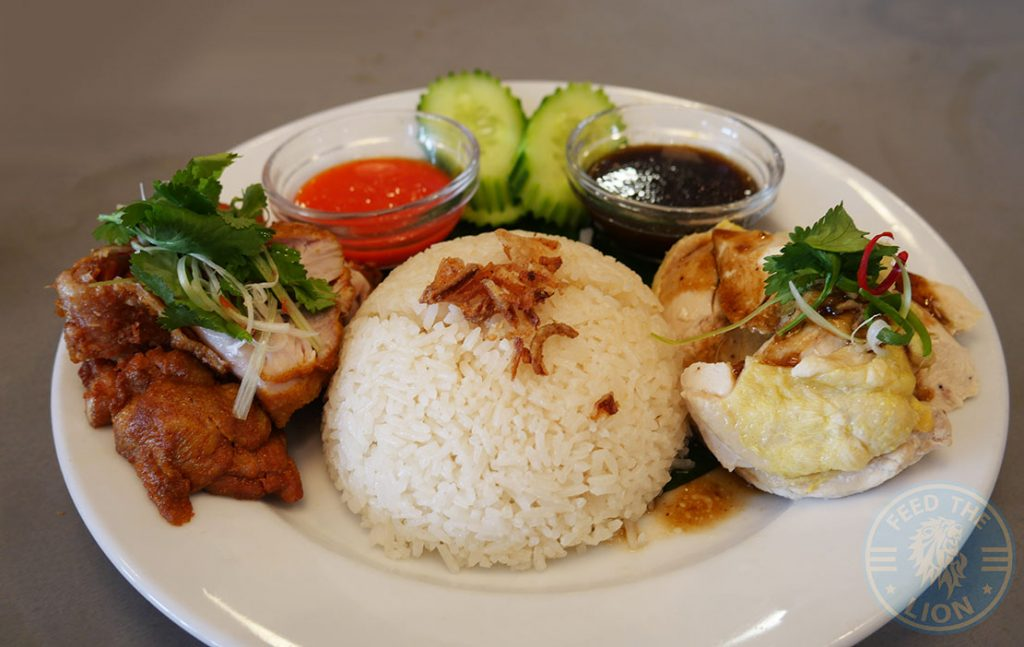 Chicken Rice Ping Coombes Pan Asian Food Halal Selfridges Oxford Street London Malaysian Chinese