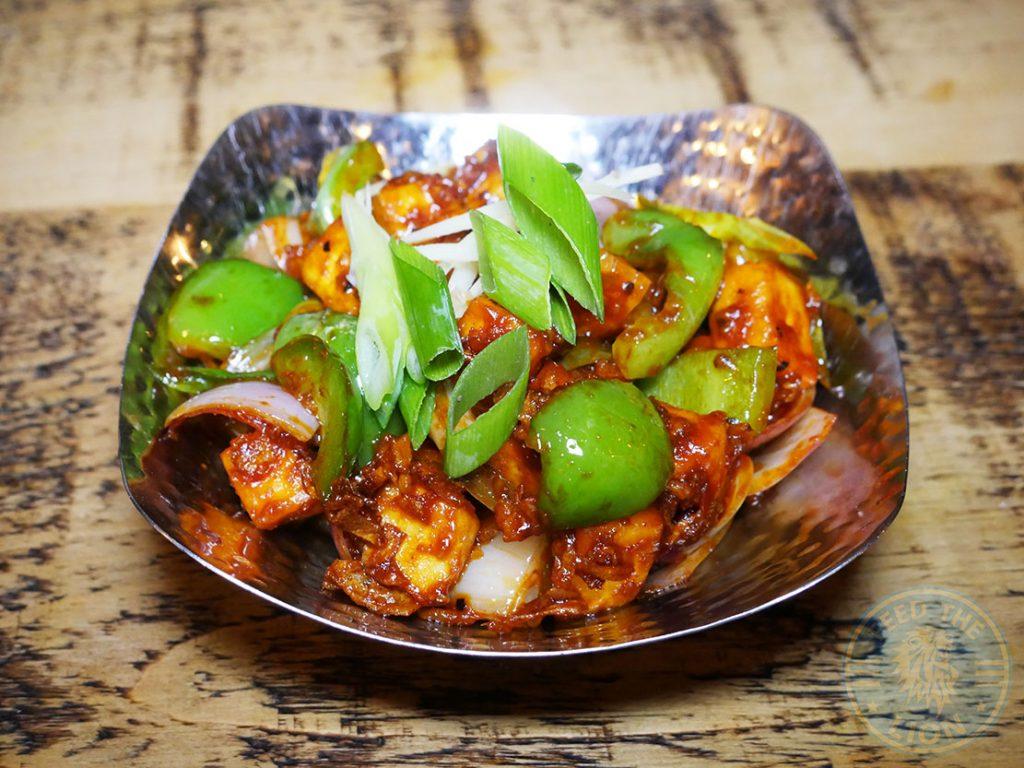 Patri Indian Halal restaurant Northfields London