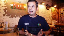 Puneet Patri Indian Halal restaurant Northfields London