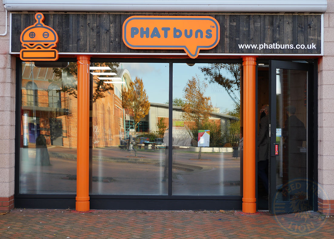 Phat Buns Burgers Western Boulevard Leicester Feed