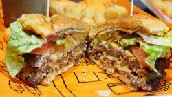 Phat Buns - Leicester Halal burger restaurant Angus Beef