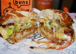 Phat Buns - Leicester Halal burger restaurant Chicken