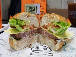 Phat Buns - Leicester Halal burger restaurant Vegan