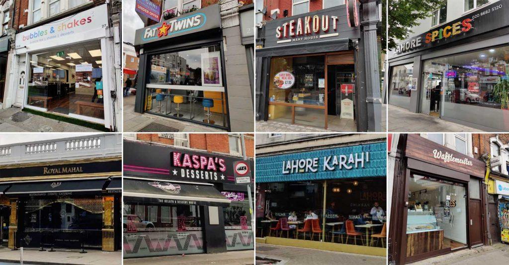 Palestine Halal Restaurant Tooting London