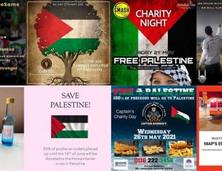 Palestine Aid Charity Halal Food Restaurants