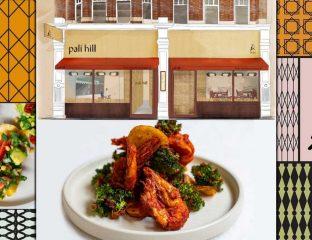Pali Hill Halal Indian Restaurant Fitzrovia London