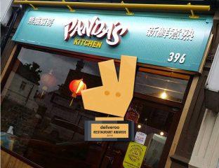 Pandas Kitchen Deliveroo Restaurant Awards