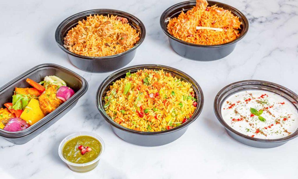 The Biryani House Patri Northfields Hammersmith London Halal Restaurant