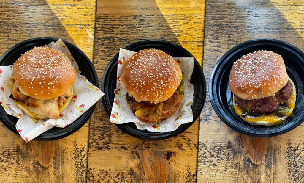 Patri Masalal Chai Bun Kebab Halal Restaurant Northfields Hammersmith London