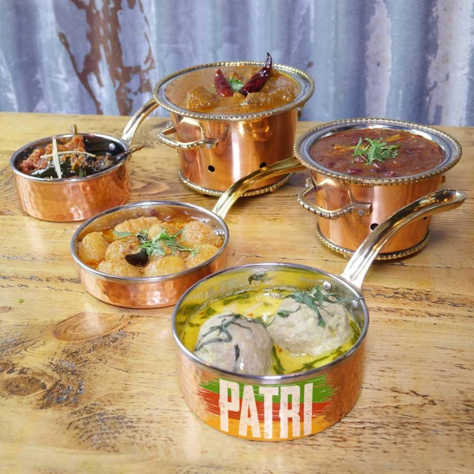Patri Indian restaurant Kashmiri Ramadan Halal menu