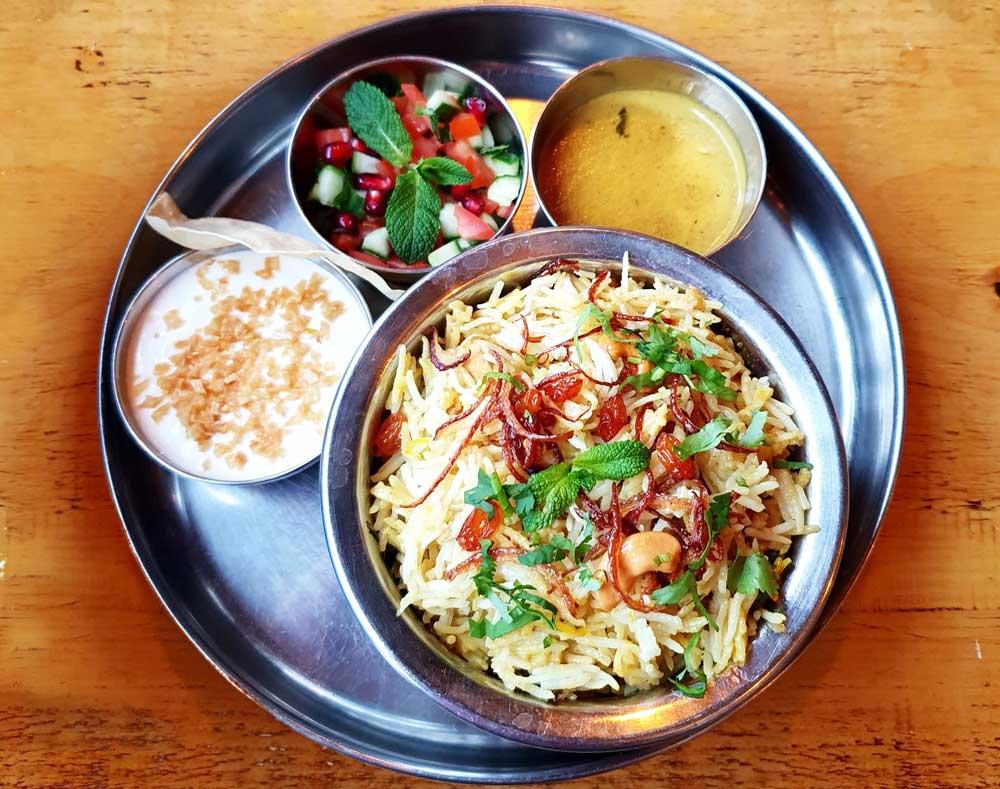 Patri Indian Restaurant London
