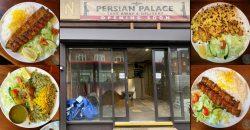 Persian Palace Sudbury Hill London Halal Restaurant