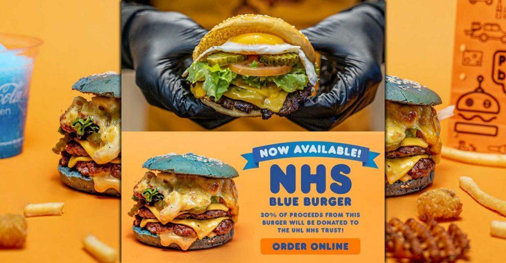 Phat Buns Burgers Leicester Evington