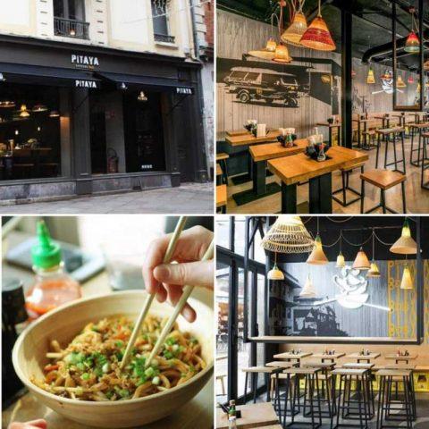 Pitaya Thai Halal Restaurant Covent Garden London