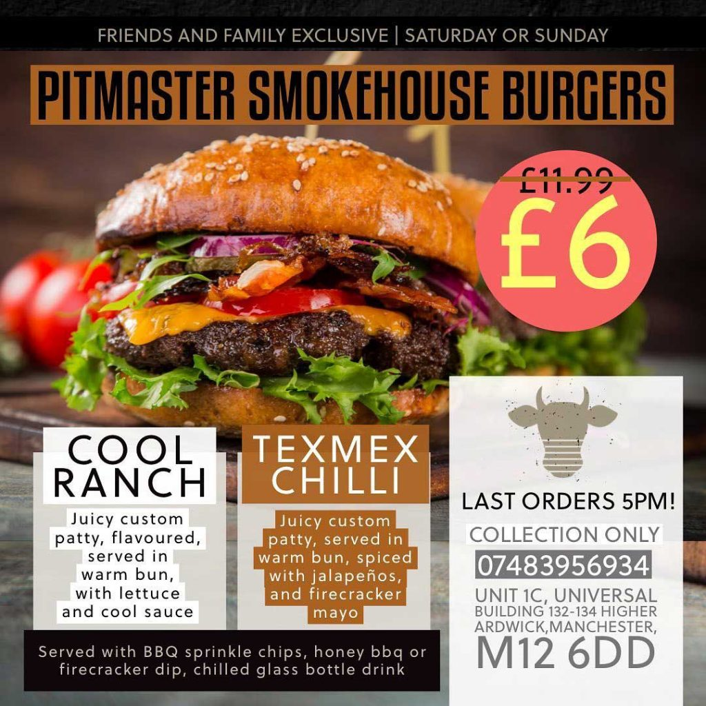 Halal Restaurants London Manchester 50% Discount Pitmaster Smokehouse