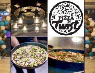 Pizza Twist Halal Restaurant Norbury HMC London