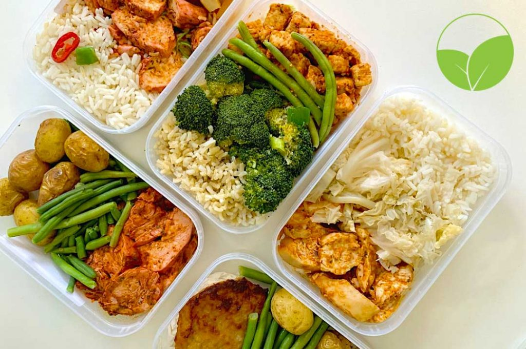 Prep Perfect Halal Meal Kit Delivery