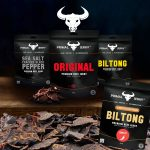 Primal Jerky Premium Halal Meat