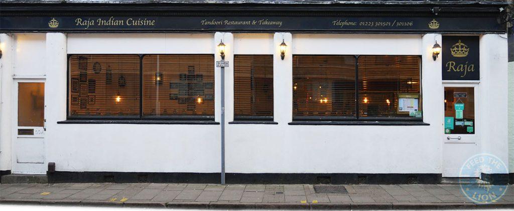 Raja Restaurant Indian Cambridge Halal