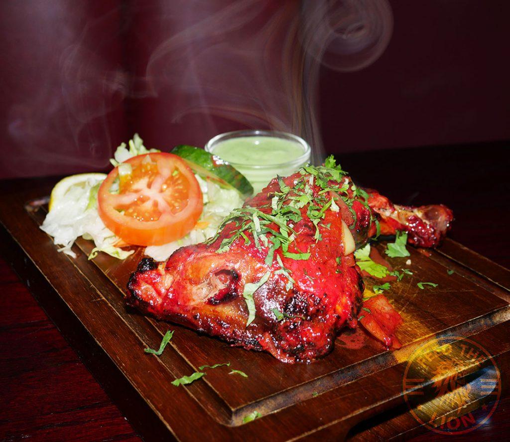 Raja Restaurant Indian Cambridge Halal chicken
