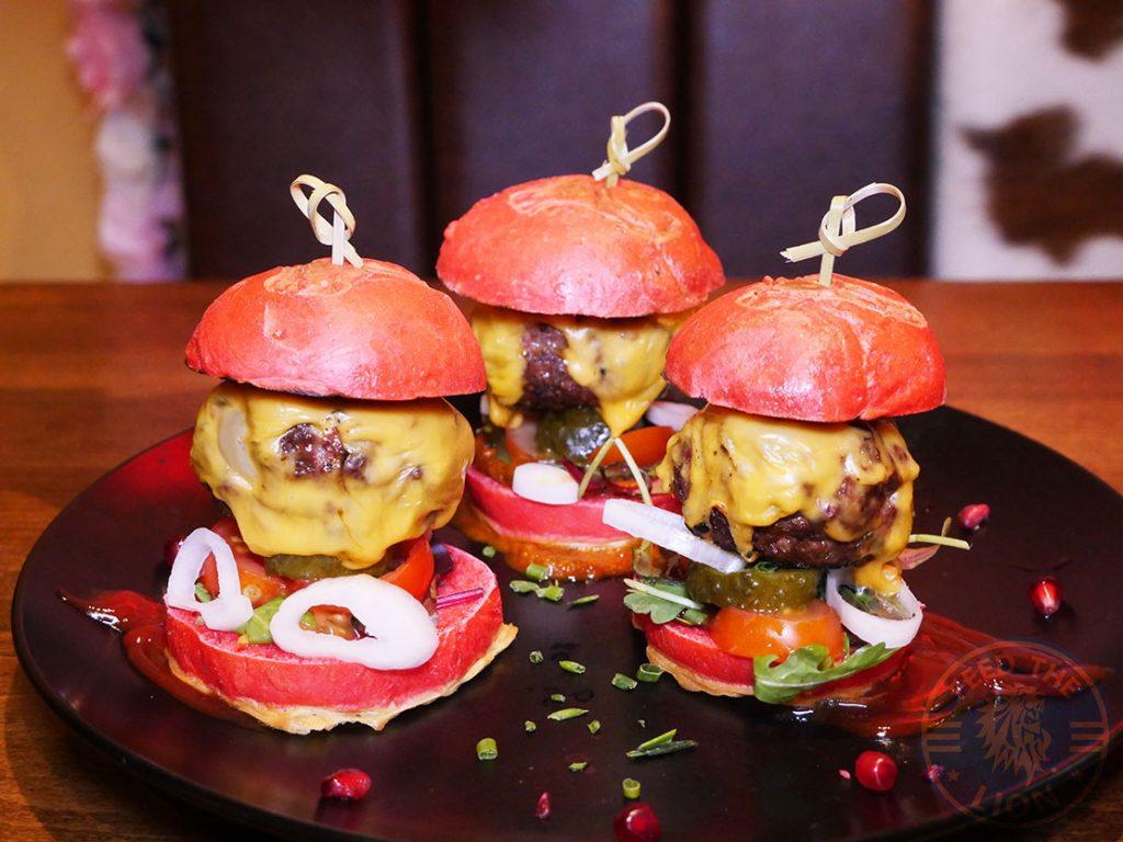The Ranch Halal Steakhouse restaurant Hornchurch sliders