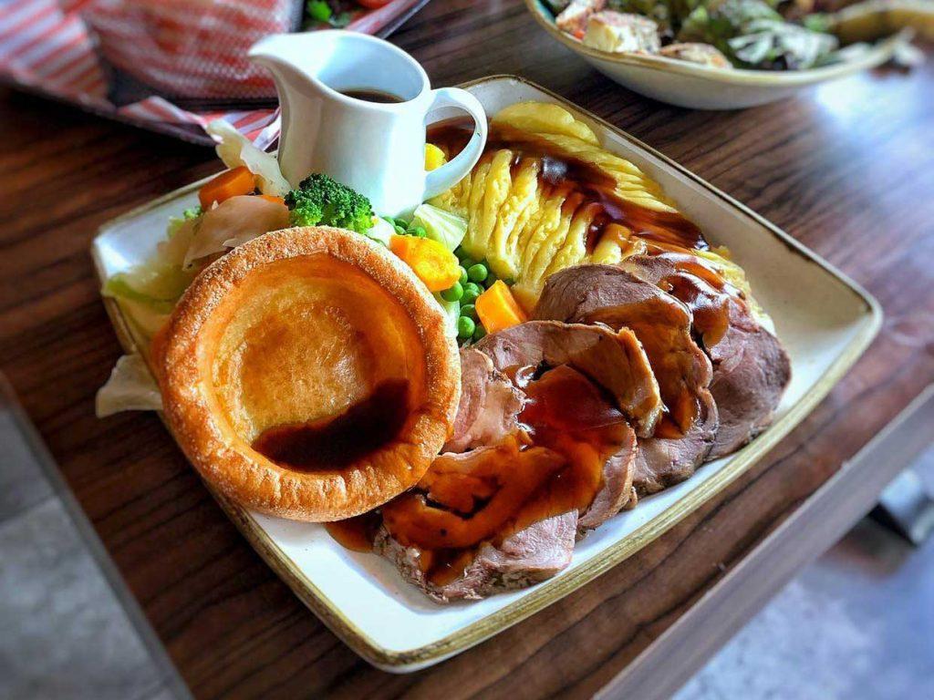 Rabbithole Cafe Roast Lunch Halal Holloway London