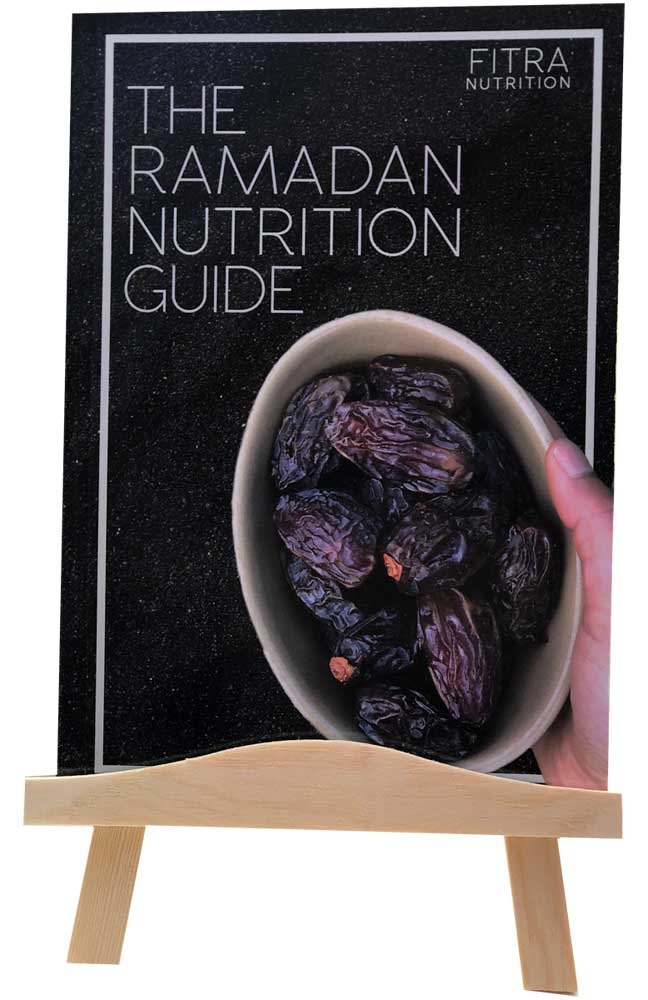 Fitra Nutrition Hend Ahmed Ramadan Guide Book