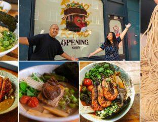 Ramo Ramen Halal Japanese Filipino Restaurant London Soho