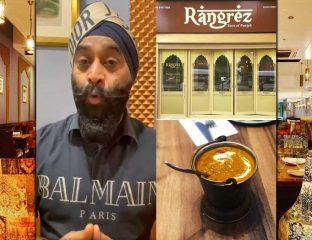 Rangrez Chef Harman North Indian Islamophobia