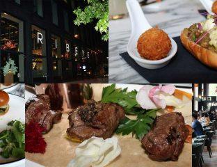 Ribeye Steakhouse Manchester Halal
