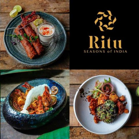 Ritu Season of India Restaurant Halal London St John's Wood