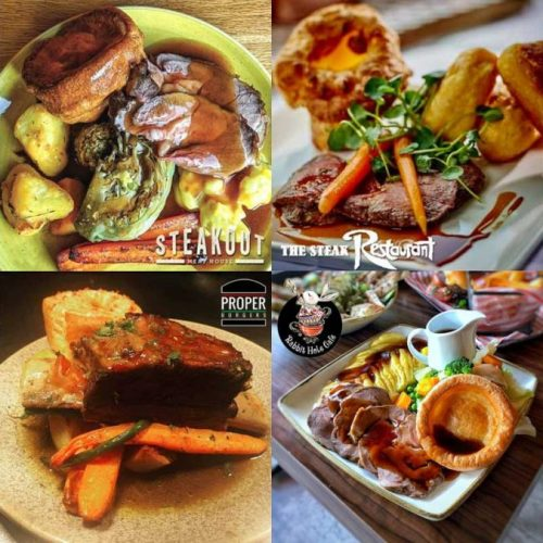 Sunday Roast Halal London Restaurants