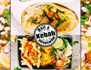 Roll a Kebab Leicester Halal