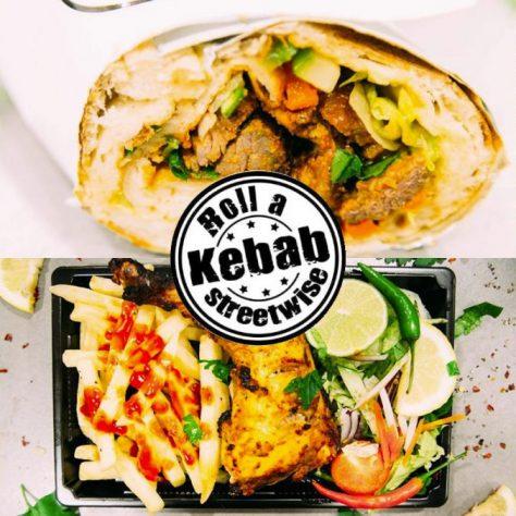 Roll a Kebab Leicester Halal