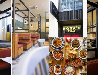 Rosa's Thai Cafe Halal Birmingham restaurant
