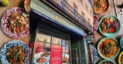 Rosa's Thai Cafe Halal Restaurant Greenwich London
