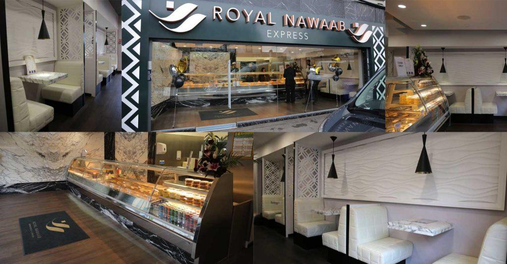 Royal Nawaab Express Manchester Indian Pakistani