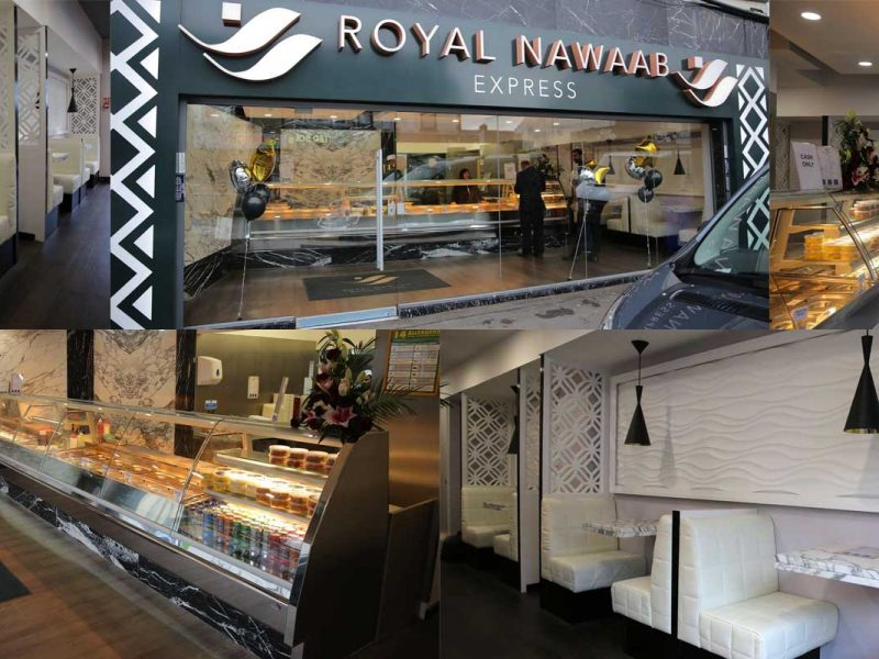 Royal Nawaab Express Manchester Indian Pakistani