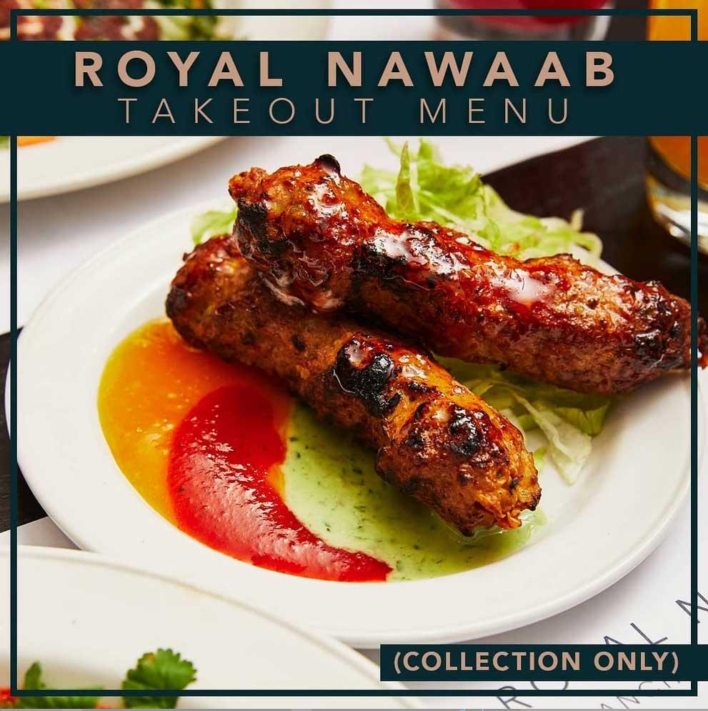 Royal Nawaab Ramadan Iftar London Ealing