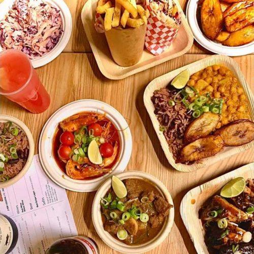 Rudies Jerk Shack Brixton Village Halal