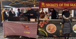 Street Food Union Rupert Street Market Soho London