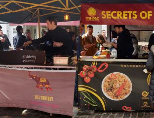 Street Food Union Rupert Street Market Soho London