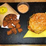 Shakedown 2.0 Halal restaurant Burger American, Desserts Manchester