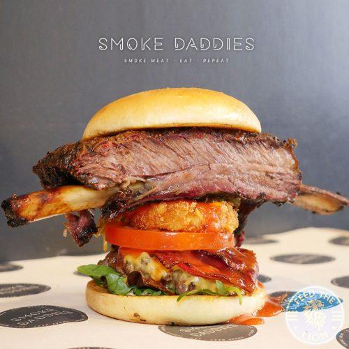 Smoke Daddies Halal American smokers restaurant Balham, London