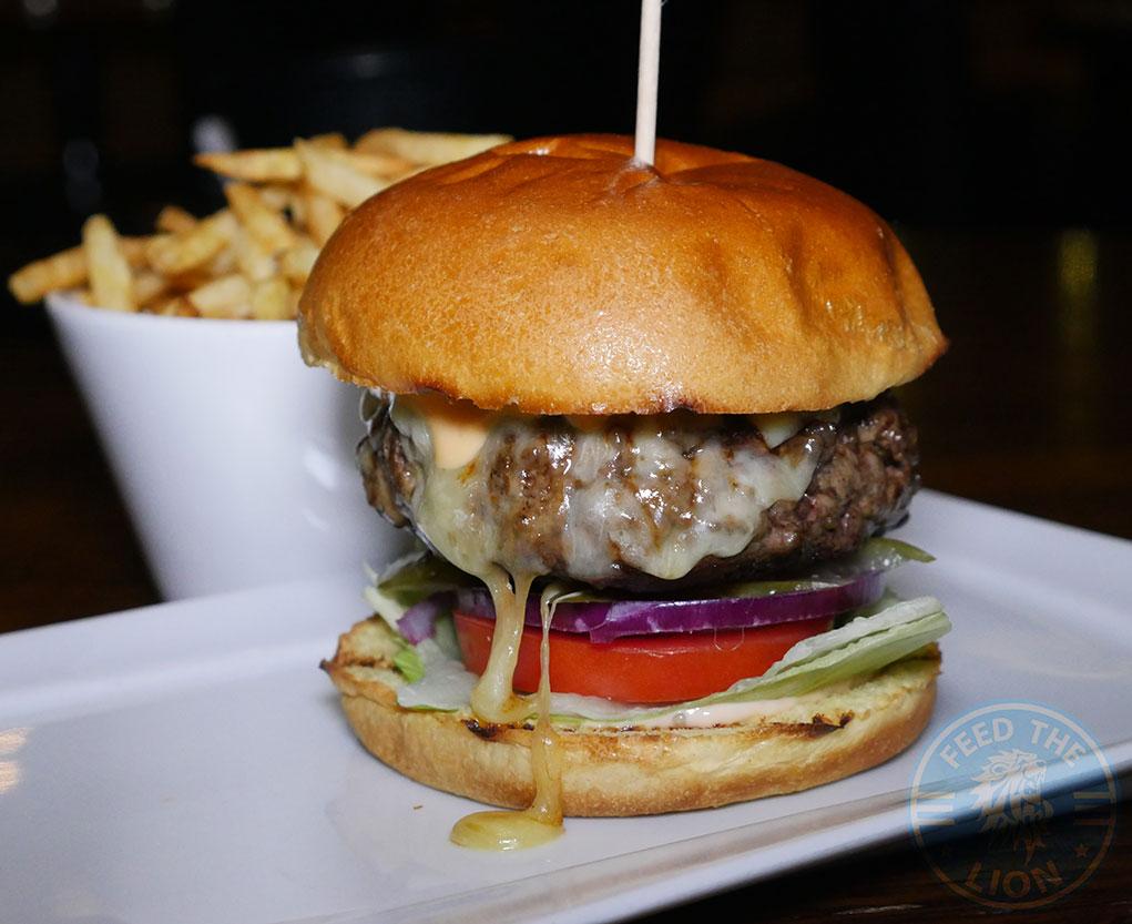 burger The Steak Restaurant Hatch End London Halal restaurant