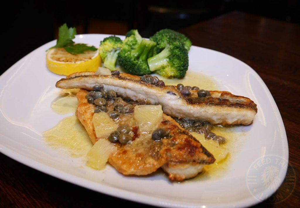 salmon The Steak Restaurant Hatch End London Halal restaurant